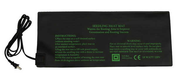 Seedling Heated Mat​