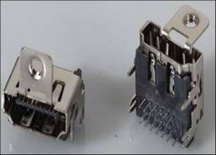 HDMI A female